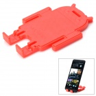 Mini Desktop Stand Holder for Cellphone - Red