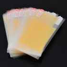 High Quality Anti-dust Anti-Scratch PET Matte Screen Protector for LG NEXUS 5 - Transparent (30 PCS)