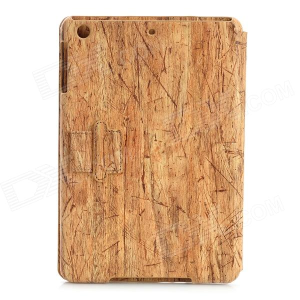 how to make a wooden ipad case