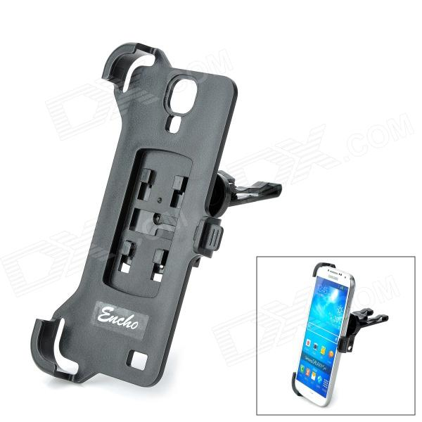 Car Air Outlet Holder Bracket for Samsung Galaxy S4 i9500 - Black