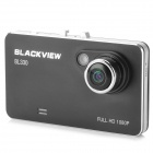 "BLACKVIEW BL330 2,7"" TFT 3.0MP full HD 1080p vidvinkel bil DVR w / g-sensor / IR natt V"