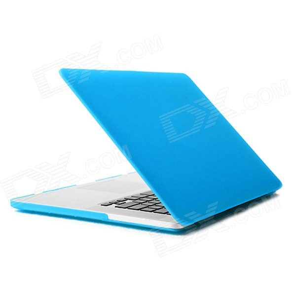 ENKAY Matte Protective Case for 13-inch MacBook Pro with Retina Display - Light Blue enkay matte protective case for 13 inch macbook pro with retina display green
