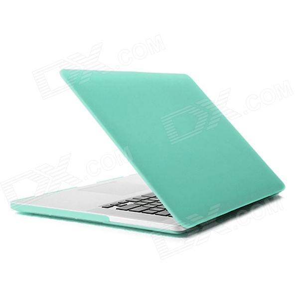 ENKAY Matte Protective Case for 13-inch MacBook Pro with Retina Display - Green enkay matte protective case for 13 inch macbook pro with retina display green