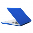 "ENKAY Matte Protective Case for ""13-inch MacBook Pro with Retina Display"" - Deep Blue"