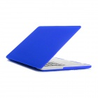 ENKAY Matte Protective Case for 13-inch MacBook Pro- Deep Blue