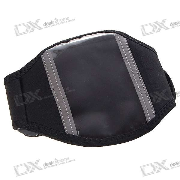 Trendy Sports Armband for Iphone 2G/3G (Black)