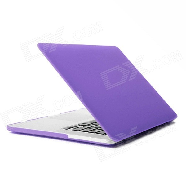 "ENKAY Matte Protective Case for ""13-inch MacBook Pro with Retina Display"" - Purple"