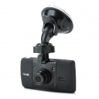 "G6W 2.7"" TFT 3.0MP 1080p Car DVR Camcorder w/ G-Sensor / Motion Detection / IR Night Vision - Black"
