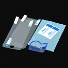 Rinco beskyttende PET Screen Protector vakt Film for IPHONE 5S