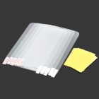 Protective Matte PCC Screen Protector for Samsung Galaxy Tab 3 8.0 T310 / T311 - Transparent (5 PCS)