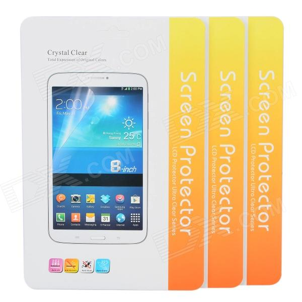 Protective PET Screen Protector Guard Film for Samsung Galaxy Tab 3 7.0 T210 / T211 (3 PCS) enkay clear hd screen protector protective film guard for samsung galaxy tab 3 7 0 t210