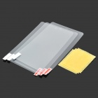 Protective Clear Screen Protector Film Guard for Google Nexus 7 - Transparent (3 PCS)