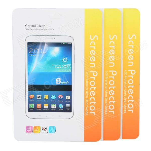 Protective PET Screen Protector Guard Film for Samsung P3200 / P3210 (3 PCS)