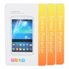Protective PET Screen Protector Guard Film for Samsung Galaxy Tab 3 8.0 T310 / T311 / P8200 (3 PCS)