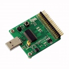 Waveshare USB Board (type A) / EZ-USB FX2LP USB Module / Embedded 8051 Core Evaluation Development