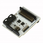 Shield / RPI GPIO Shield for Raspberry Pi / Arduino - White