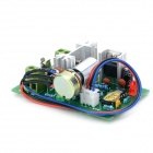 12V 24V 36V PWM Speed Controller for DC Motor - Green + Silver