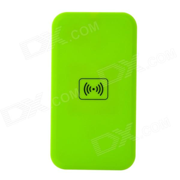 02A QI Standard Mobile Wireless Charger - Green