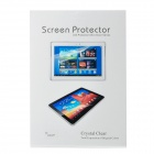 High Clear Scratch Resistant Protective Front + Back Guard Film Set -Transparent (3 Set)