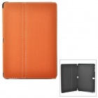 Protective 2-Fold Denim + PU Leather Case for Samsung Galaxy Note 10.1 2014 Edition P600 / P601
