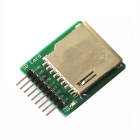 Waveshare SDTF Micro SD Card / SD Storage Board / SDIO Module - Green