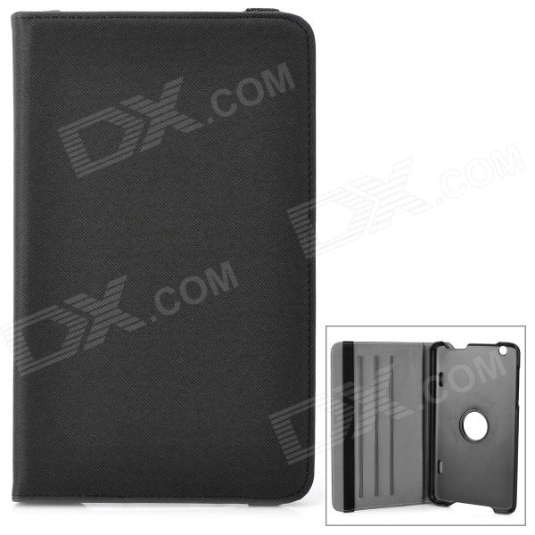 360 Degree Rotatable Jean Case for 8 LG G Pad 8.3 - Black