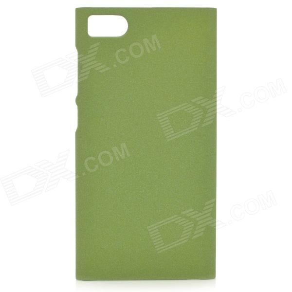 TEMEI Protective Frosted Plastic Back Case for Xiaomi MI3 - Green