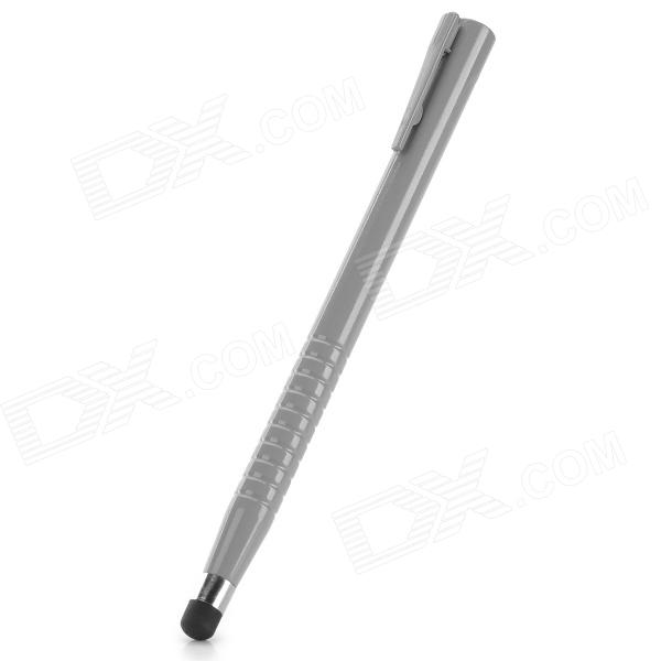 S-What B Capacitive Touch Screen Stylus Pen for IPHONE / IPAD / IPOD - Grey