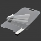 RINCO A3 beskyttende PET Screen Protector vakt Film for Samsung Galaxy S4 i9500
