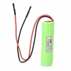 AOB Ni-MH 2 x 2/3AA 600mAh 2.4V Battery - Grass Green