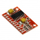 Produino PAM8403 USB Power Supply Dual Channel Mini Digital Audio Amplifier Board - Red