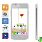 "THL T5S Android 4.2 Quad-Core WCDMA Bar Phone w/ 4.7"" QHD, Wi-Fi and GPS - White"
