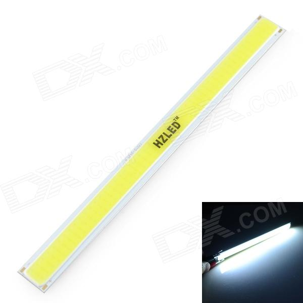 HZLED 20W 2100lm COB LED Kald White Light Strip (12 ~ 14V / 170 * 15mm)