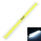 HZLED 20W 2100lm 6000K COB LED White Light Strip - (12~14V / 170 x 15mm)