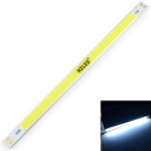 HZLED 18W 1890lm 6000K COB LED White Light Strip - (12~14V / 200 x 10mm)