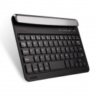 B.O.W Rechargeable Bluetooth V3.0 59-Key Keyboard for IPAD MINI w/ Dock Station - Grey + Black