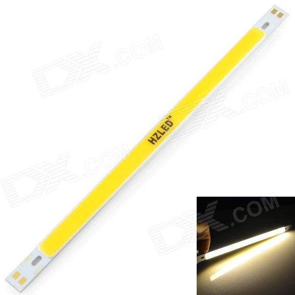 HZLED 18W 1890lm 3000K COB LED luces cálido blanco (12 ~ 14V / 200 * 10 mm)