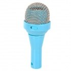 UN01 Mini Speaker for Cellphone / Tablet / Laptop + More - Blue + Antique Silver (3.5mm Plug)