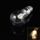 E27 5W 350lm 3000K 24 x SMD 3528 LED Warm White Light Lamp Bulb - (85~265V)