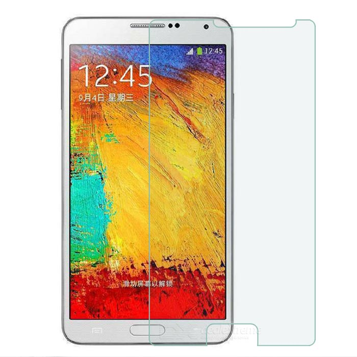 Pudini Protective Screen Protector Guard Film for Samsung Galaxy Note 3 pudini protective 0 4mm tempered glass screen protector guard film for samsung galaxy s4 i9500