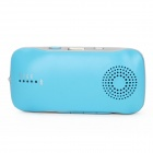 A6 2000mAh Multi-function Power Source Bank w/ Bluetooth Speaker + Handsfree + Flashlight - Blue