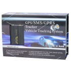 GPS/GSM/GPRS Tracker for Personal Remote Positioning