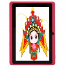 "Kiccy Q88pro 7.0"" Dual Core Android 4.2.2 Tablet PC w/ 512MB RAM, 4GB ROM, TF Dual-Camera - Pink"