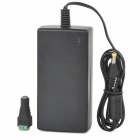 80W 12V 6.7A  Power Supply AC Adapter w/ 5.5 x 2.1mm DC Adapter - Black