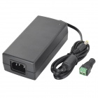80W 12V 6.7A strømforsyning AC adapter m / 5.5 * 2.1mm adapter - svart