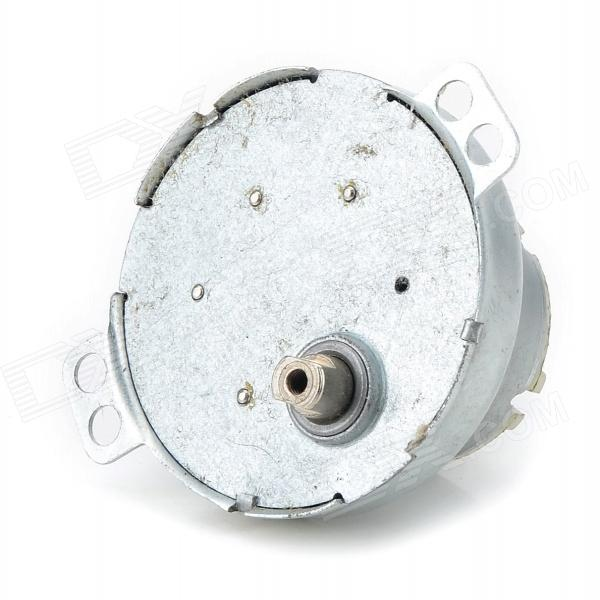 DIY DC Deceleration Motor - White (6~12V)