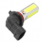 JI 9006 24W 6000K 1200lm 4 COB LED White Light Car Brake Lamp - Amarelo + prata + preto (10 ~ 30V)