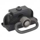 BD8792 20mm Rail Scout Light Mount w/ QD Sling Swivel for M4 / R15 / M16 / AK47 - Black