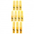 RIYIN SP-01 Tenor Soprano Saxophones Reeds - Light Yellow (10PCS)
