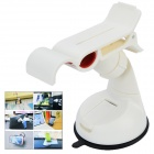 Car 360 Degree Rotation Mount Holder for Samsung / HTC / IPHONE - White